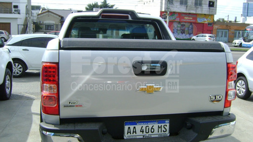 chevrolet s10 2.8 cd hc 4x2 0km #2