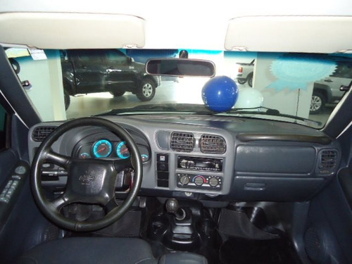 chevrolet s10 2.8 colina 4x2 cd 12v turbo electronic