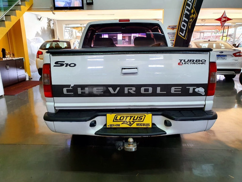 chevrolet s10 2.8 colina 4x4 cd 12v turbo electronic