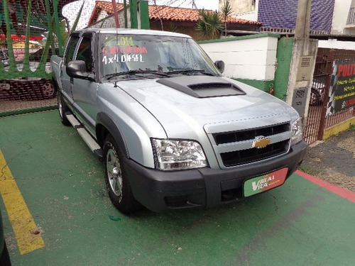 chevrolet s10 2.8 colina 4x4 cd 12v turbo electronic