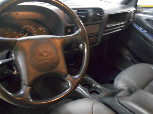chevrolet s10 2.8 dlx 4x2 cd 12v turbo intercooler