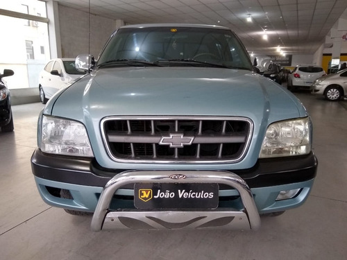 chevrolet s10 2.8 dlx 4x2 cd 12v turbo intercooler diesel
