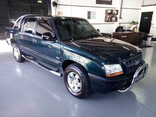 chevrolet s10 2.8 dlx 4x4 cd turbo intercooler diesel 2