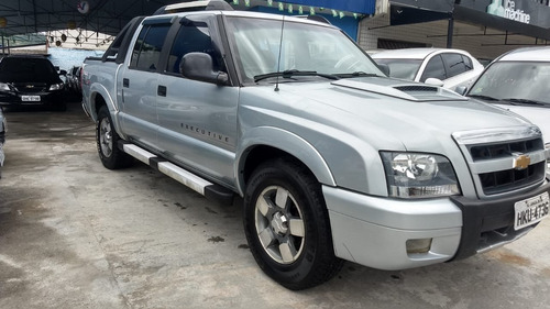 chevrolet s10 2.8 executive 4x4 cd 12v turbo electronic