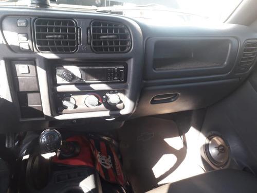 chevrolet s10 2.8 executive cab. dupla 4x4 4p 2002