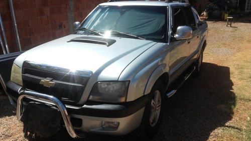 chevrolet s10 2.8 executive cab. dupla 4x4 4p 2006