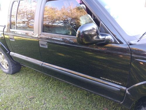chevrolet s10 2.8 executive cab. dupla 4x4 4p 2007