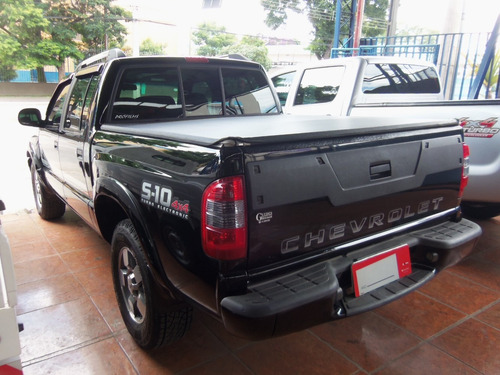 chevrolet s10 2.8 executive cab. dupla 4x4 4p 2010
