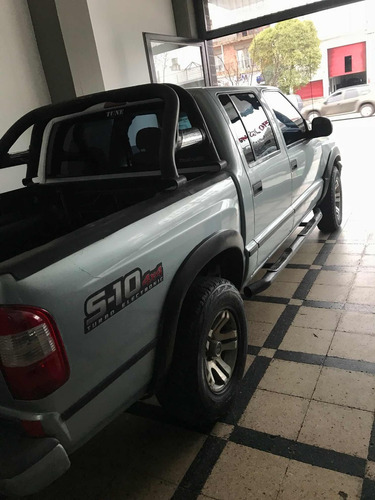 chevrolet s10 2.8 g4 cd dlx 4x4 electronico 2012