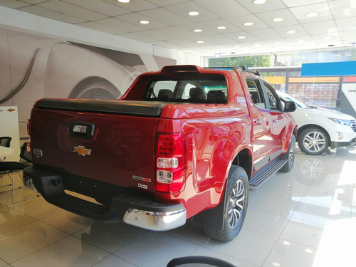 chevrolet s10 2.8 high country 200cv 4x2 0km 2019 per 23m #4