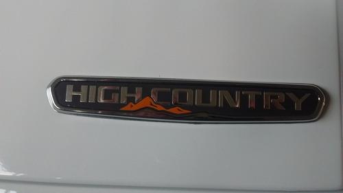 chevrolet s10 2.8 high country cd tdci 200cv manual 4x2 2019