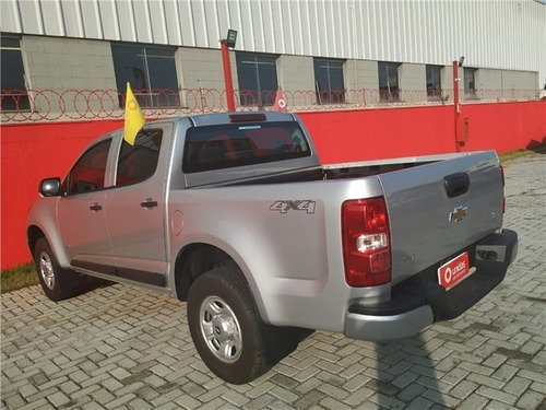 chevrolet s10 2.8 ls 4x4 cd 16v turbo diesel 4p manual
