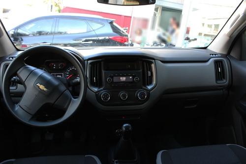 chevrolet s10 2.8 ls 4x4 cd turbo diesel 4p manual
