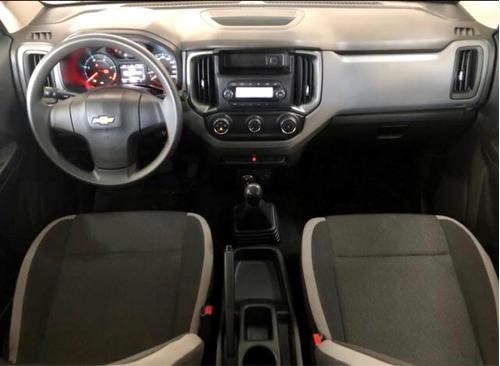 chevrolet s10 2.8 ls cab. dupla 4x4 2017 - diesel
