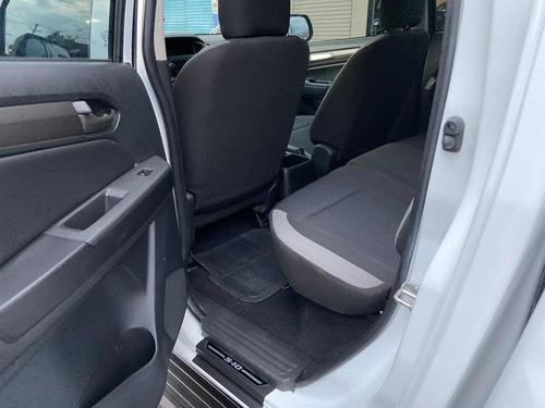 chevrolet s10 2.8 ls cab. dupla 4x4 4p 2017