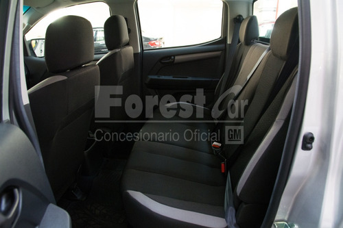 chevrolet s10 2.8 ls cd 4x2 plan gobierno la #p01