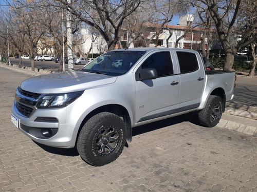 chevrolet s10 2.8 ls cd tdci 200cv 2017
