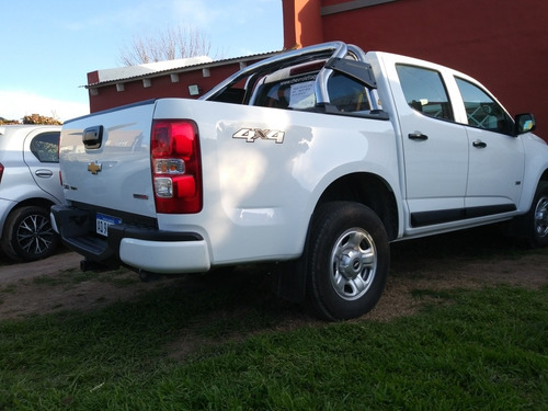chevrolet s10 2.8 ls cd tdci 200cv 4x4 2019
