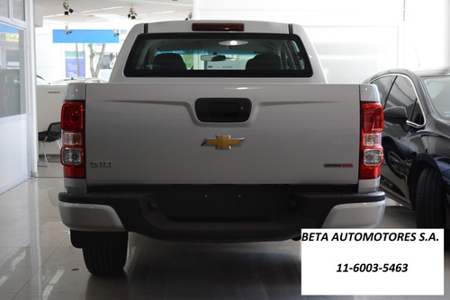 chevrolet s10 2.8 ls cd tdci 200cv 4x4 financiación mc