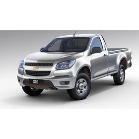 Chevrolet S10 2.8 Ls Cs 4x4 Reservá Esta Oportunidad Única#8