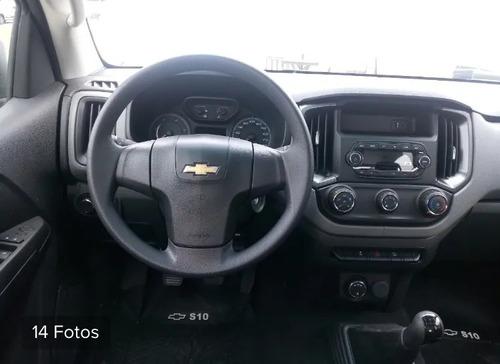 chevrolet s10 2.8 ls doble cabina tdci 200cv 4x2 consulte gp