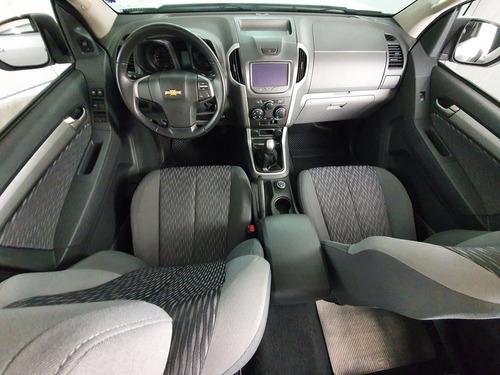 chevrolet s10 2.8 lt 4x4 cd 16v turbo diesel 4p 2015/201...