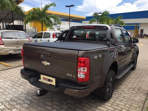 chevrolet s10 2.8 lt 4x4 cd 16v turbo diesel 4p automático