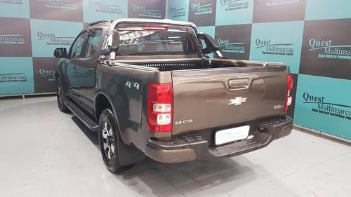 chevrolet s10 2,8 lt 4x4 cd 16v turbo diesel 4p automático