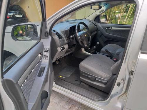 chevrolet s10 2.8 lt 4x4 turbo diesel - cd 2015