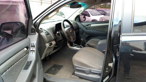 chevrolet s10 2.8 lt cab. dupla 4x4 aut. 4p