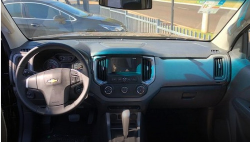 chevrolet s10 2.8 lt cab. dupla 4x4 aut. 4p completo 0km2019