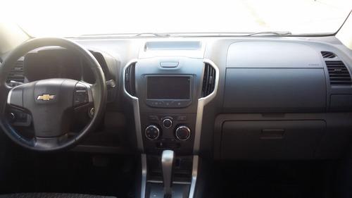 chevrolet s10 2.8 lt cab. dupla 4x4 aut. 4p diesel
