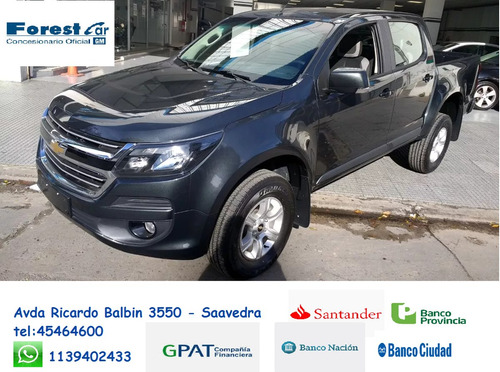 chevrolet s10 2.8 lt dc 4x2 financiacio forest car balbin #5
