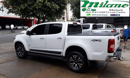 chevrolet - s10 - 2.8 ltz 16v turbo, branco - 2017 / 2018 d