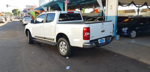 chevrolet s10 2.8 ltz 4x2 cd 16v turbo diesel 4p