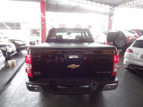 chevrolet s10 2.8 ltz 4x4 cd 16v turbo diesel 4p
