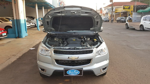 chevrolet s10 2.8 ltz 4x4 cd turbo diesel 4p automático