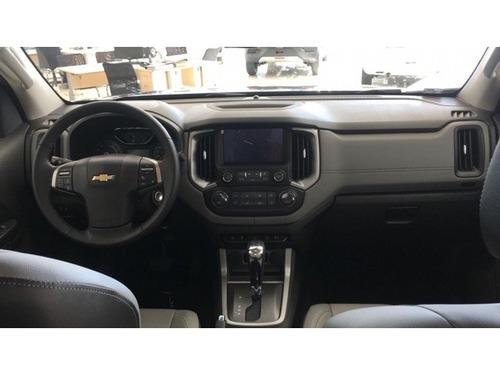 chevrolet s10 2.8 ltz cab. dupla 4x4 aut. 4p 0km2018