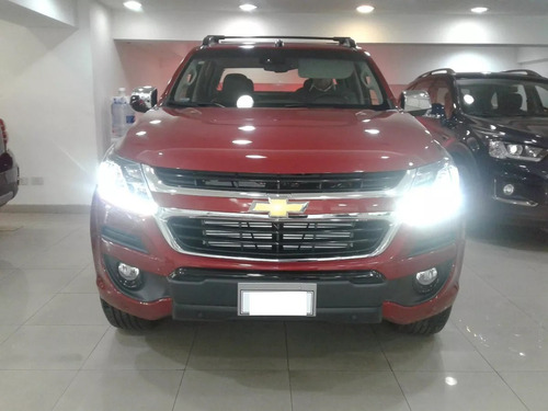 chevrolet s10 2.8 ltz cd tdci 200cv 4x4 at