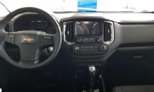 chevrolet s10 2.8 ltz high country cab. dup.4x4 aut.0km2019