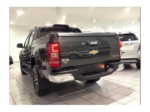 chevrolet s10 2.8 ltz high country cab.dup.4x4 aut. 0km2019