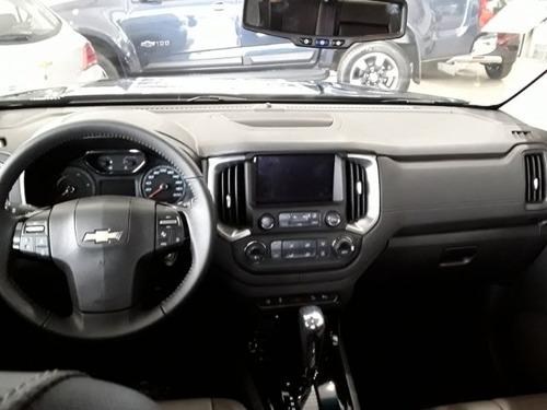 chevrolet s10 2.8 ltz high country cab.dupla 4x4 aut.0km2018