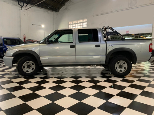 chevrolet s10 2.8 tdi dc 4x2 electronica 2009 gris cpm