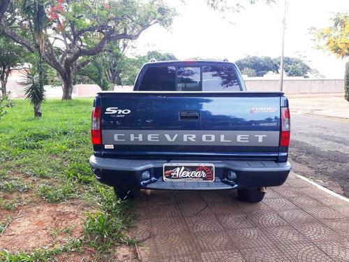 chevrolet s10 2.8 tornado cab. dupla 4x2 2006