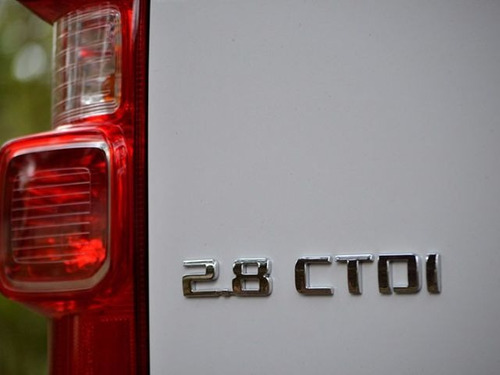 chevrolet s10 4wd high country 2.8 ctdi, ety5444
