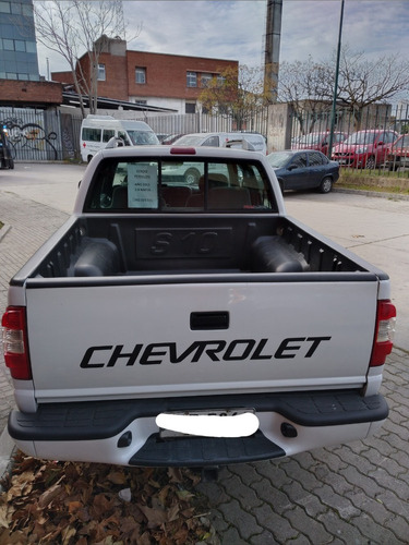 chevrolet s10 año 2011 impecable !