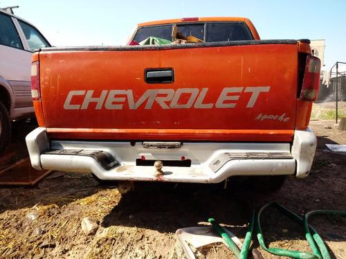 chevrolet s10 apache 2000 -2002 en desarme