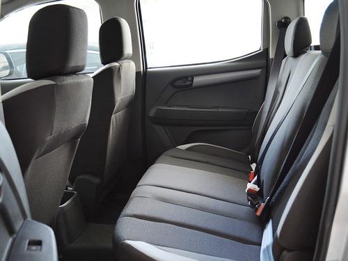 chevrolet s10 cabina doble 2.8 td 4x2 ls 2020 0km cuotas #5