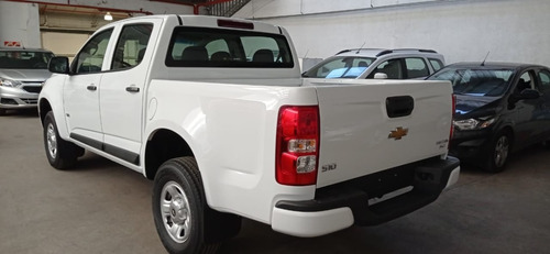 chevrolet s10 cabina doble 4x2 ls forestcar balbin #5