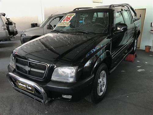 chevrolet s10 cd 2.4 advantage 4x2 gasolina manual 2006